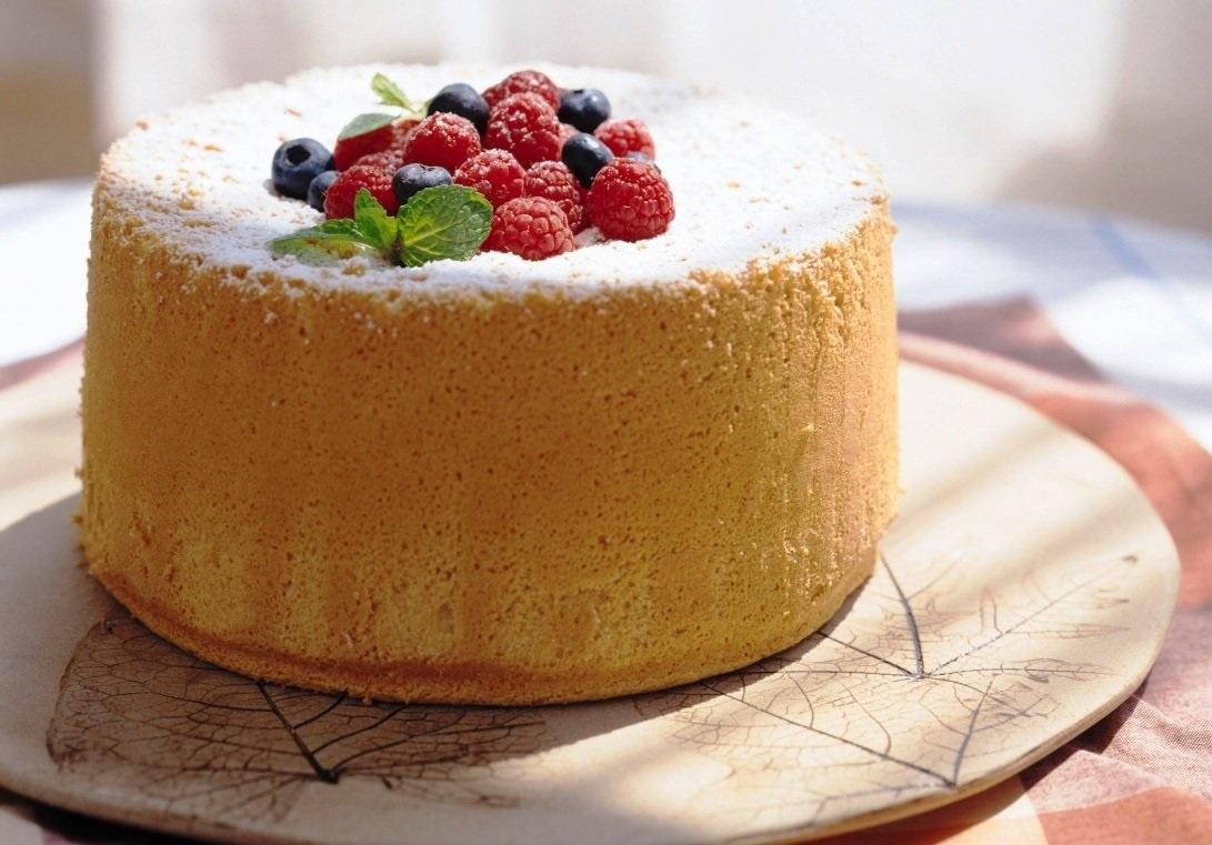 Рецепт бисквитного торта в домашних условиях быстро