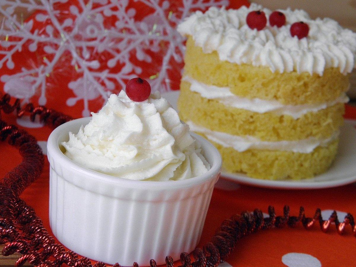Как сделать вкусный крем для торта в домашних условиях рецепт с фото