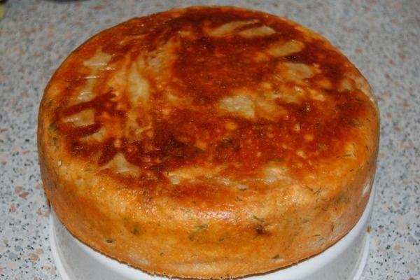 Пирог с фаршем в мультиварке на скорую руку рецепты