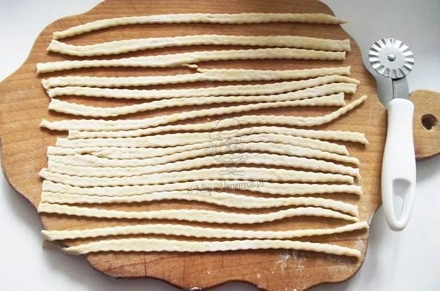 Как сделать тесто на пасту в домашних условиях