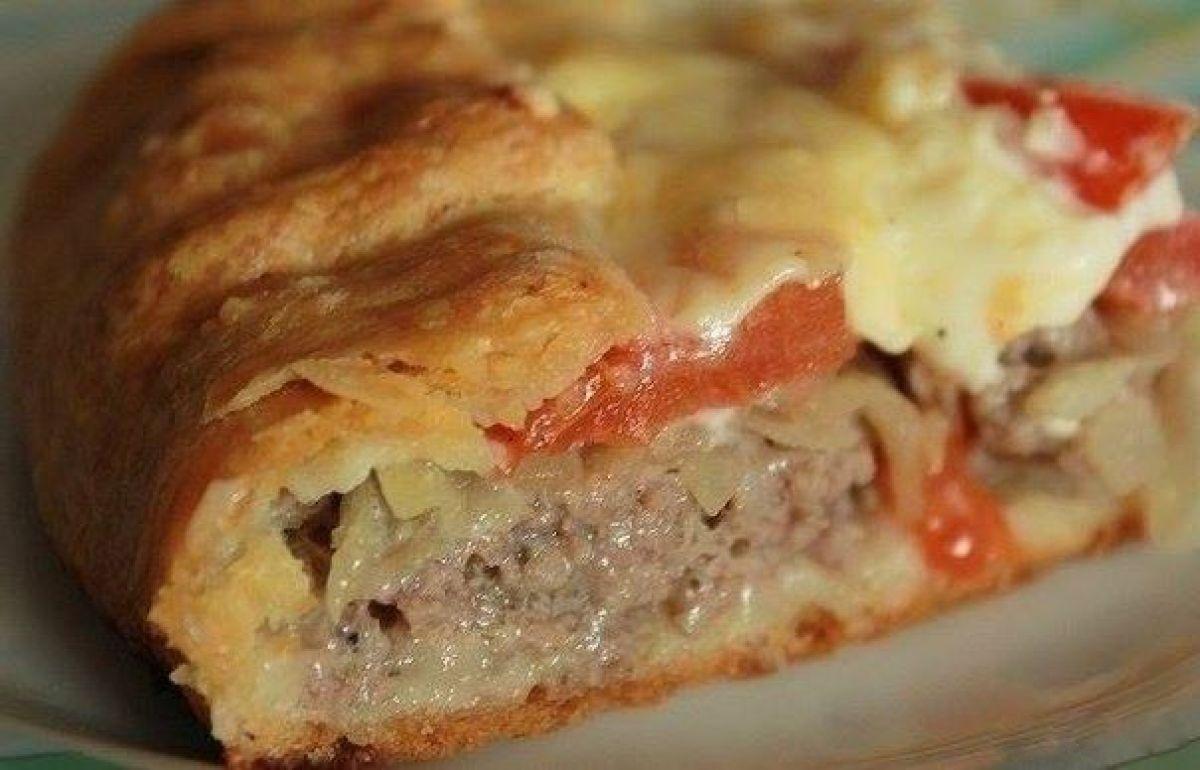 Пироги сытные рецепты с