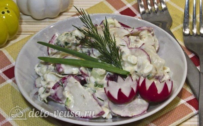Рецепты салатов с сардиной пошагово с