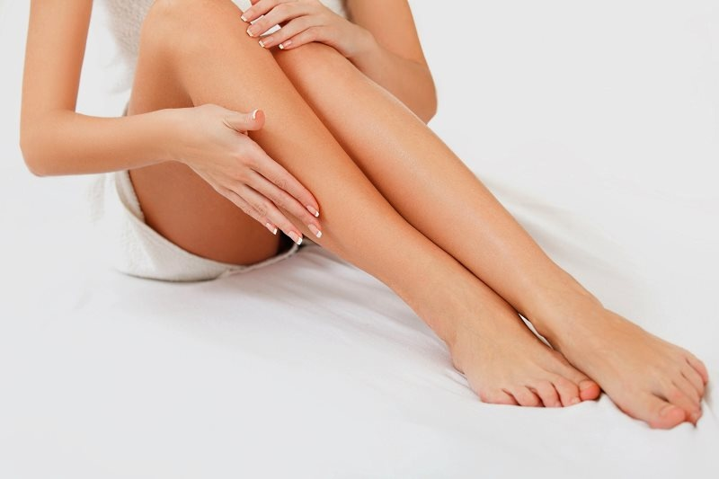 Как удалить навсегда волосы на ногах в домашних условиях