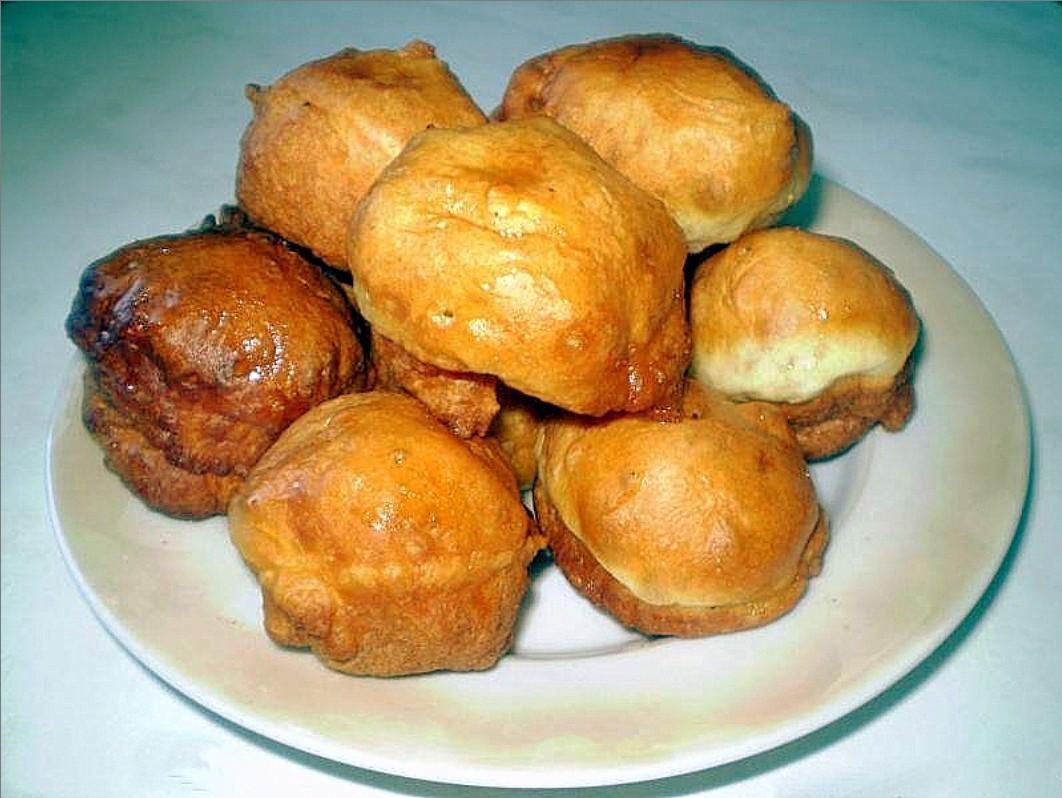Пончики пошаговый рецепт с на кефире
