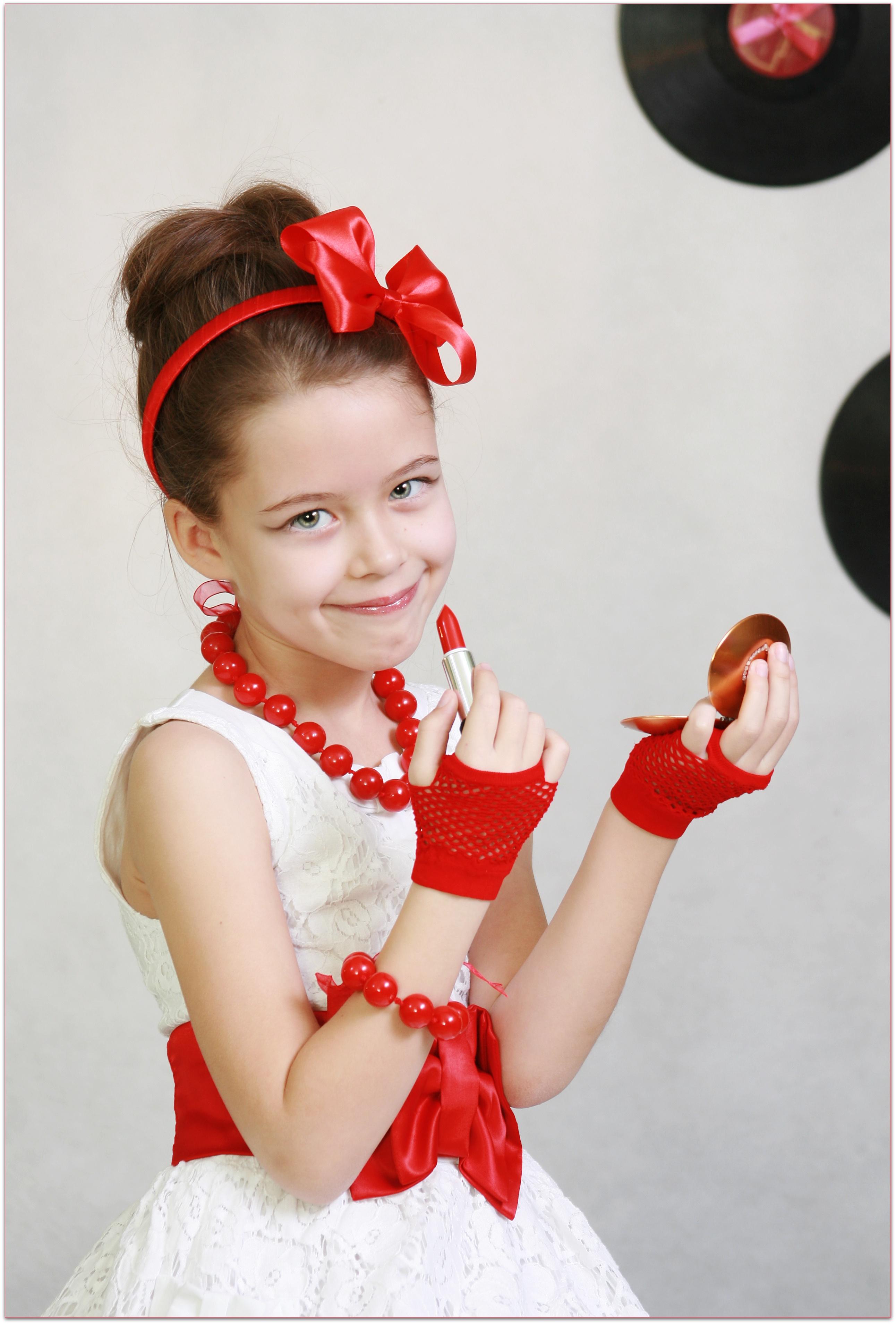 Прическа для стиляг детям