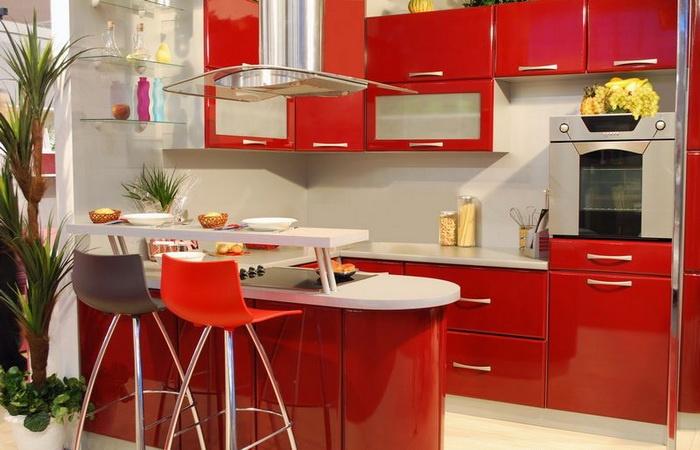 Посмотреть дизайн кухни