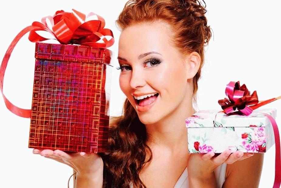 Подарок девушке на 20 летие
