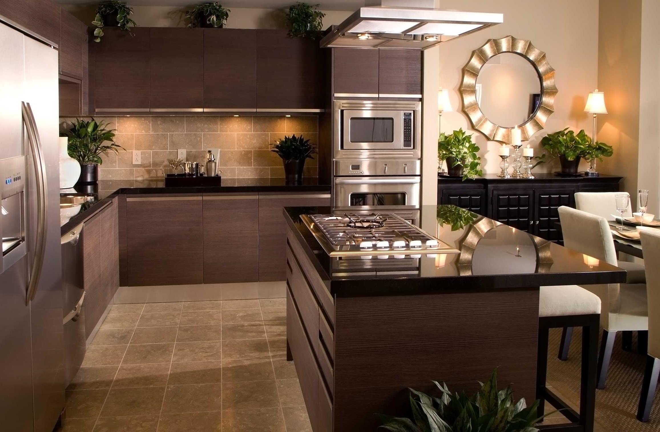 Интерьер кухни фото в современном стиле 6 кв.м