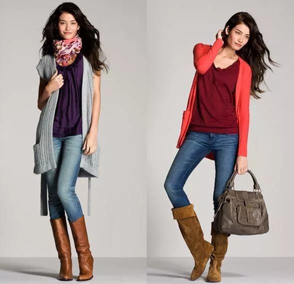 Одеться просто и стильно
