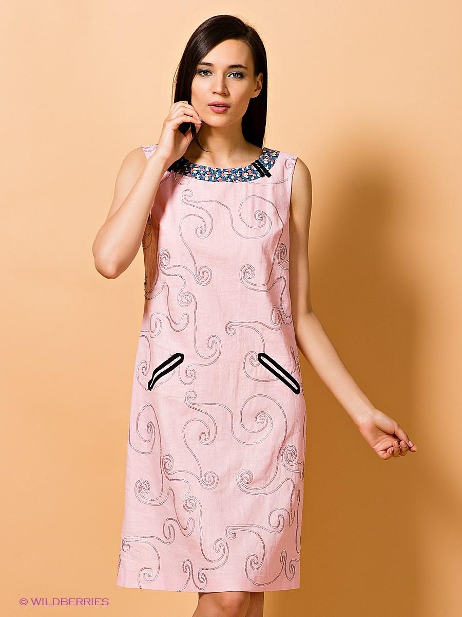 Как сшить платье из штапеля