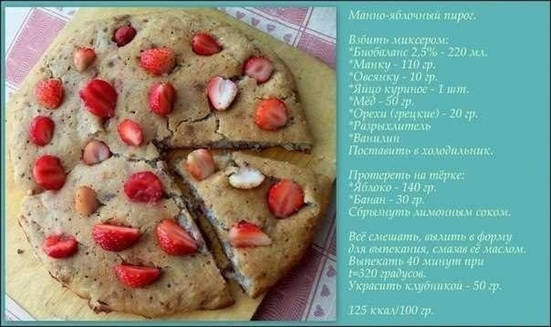 Пп рецепты на каждый день с фото и калорийность для похудения в мультиварке