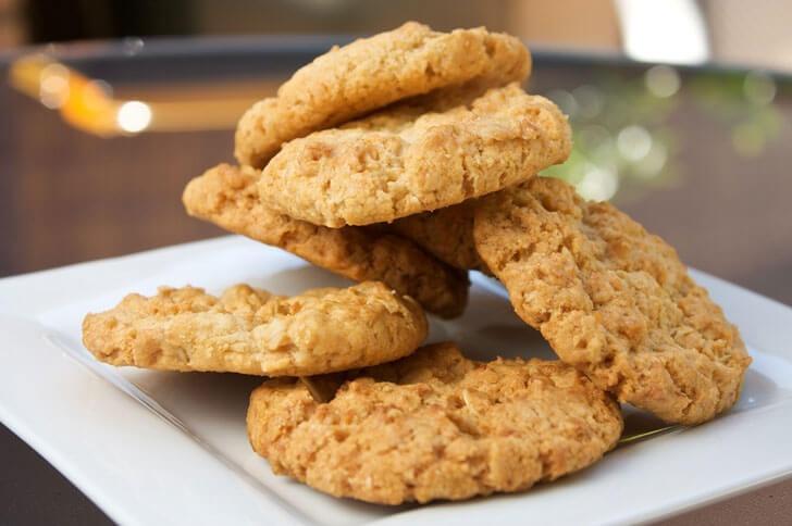 Печенье диетическое из геркулеса рецепт с пошагово