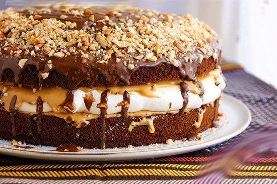 Самый вкусный торт домашних условиях