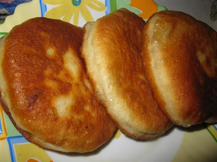 Пышные беляши рецепт с фото пошаговый на сковороде