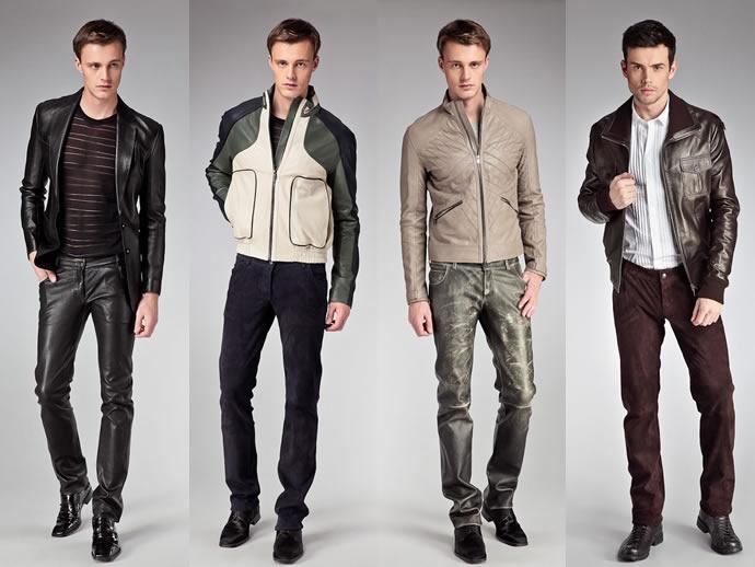 Осенняя одежда для мужская