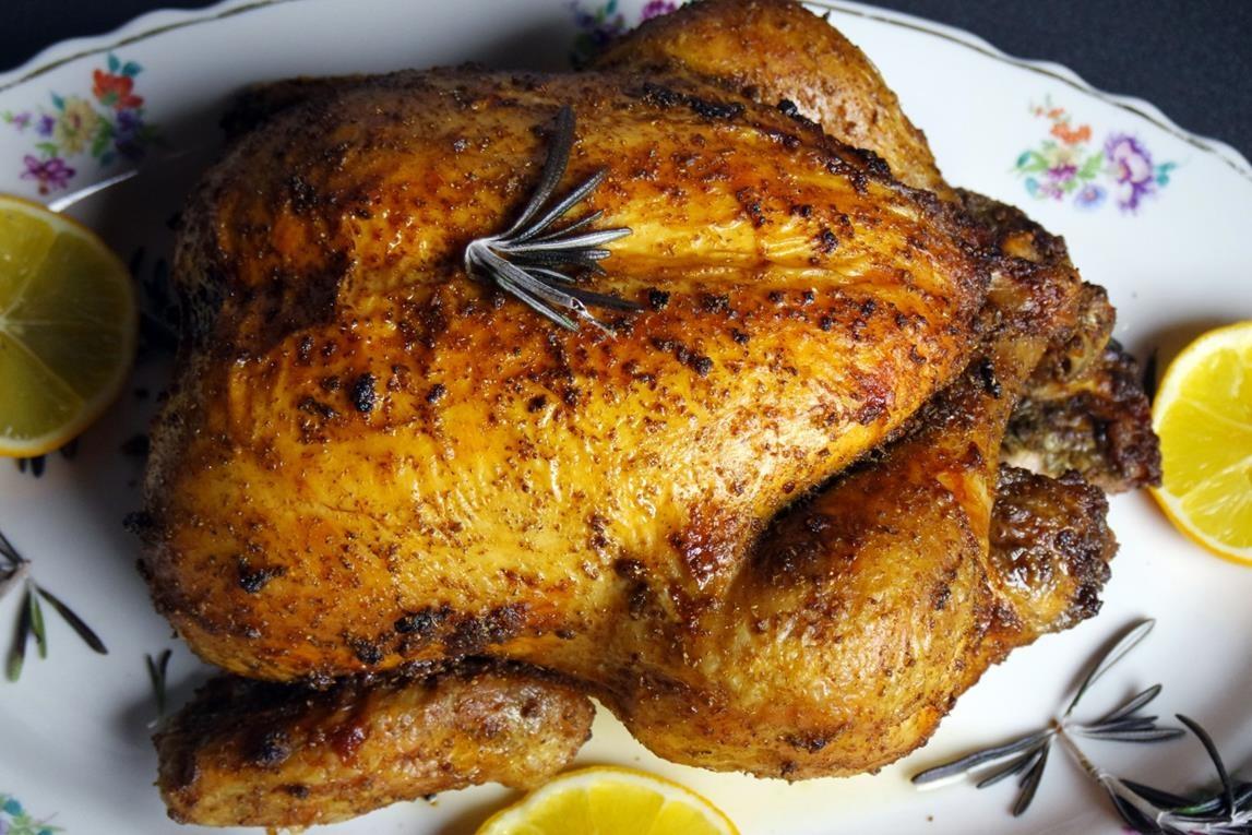 Курица в духовке диетическиеы с фото