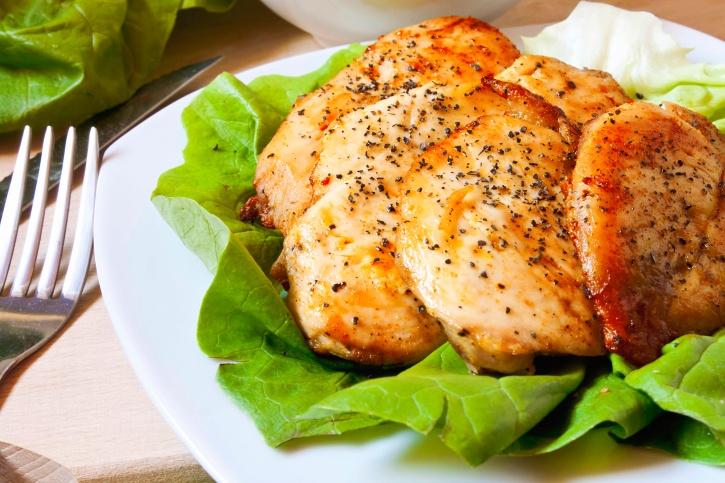 Как приготовить грудку в духовке для диеты