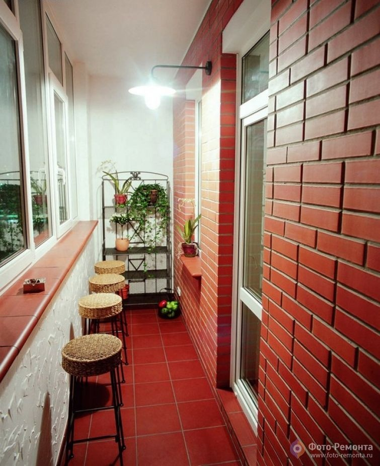 Идей для балкона