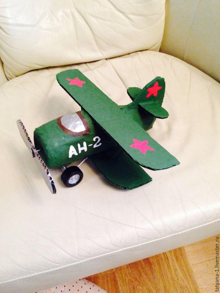Поделка самолёта