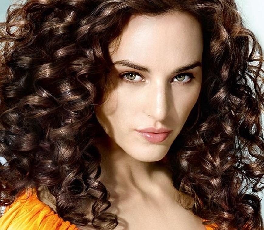 Разные виды завивки волос