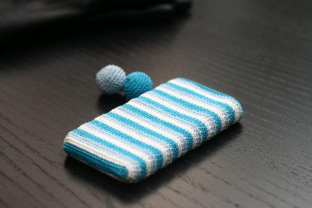Чехлы для телефона своими руками крючком
