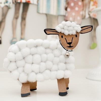 Праздник своими руками новогодние овечки