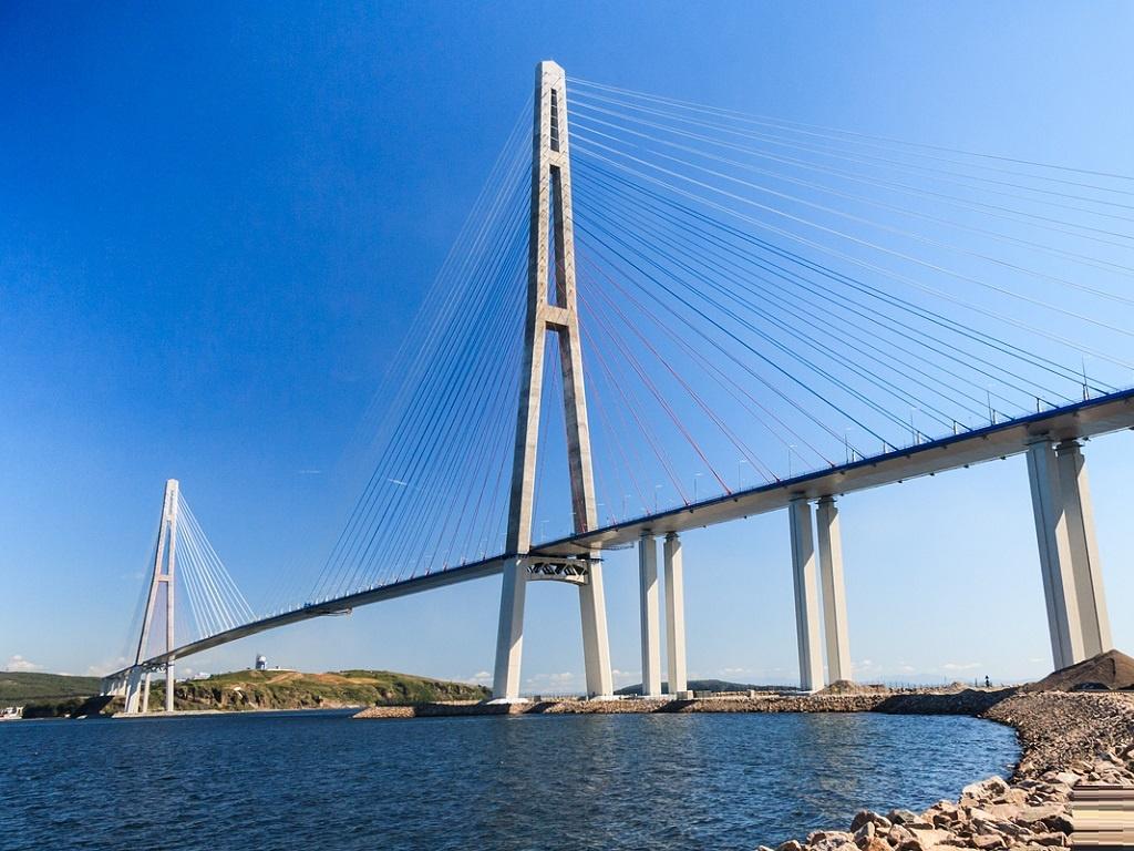 Самые большие мосты россии