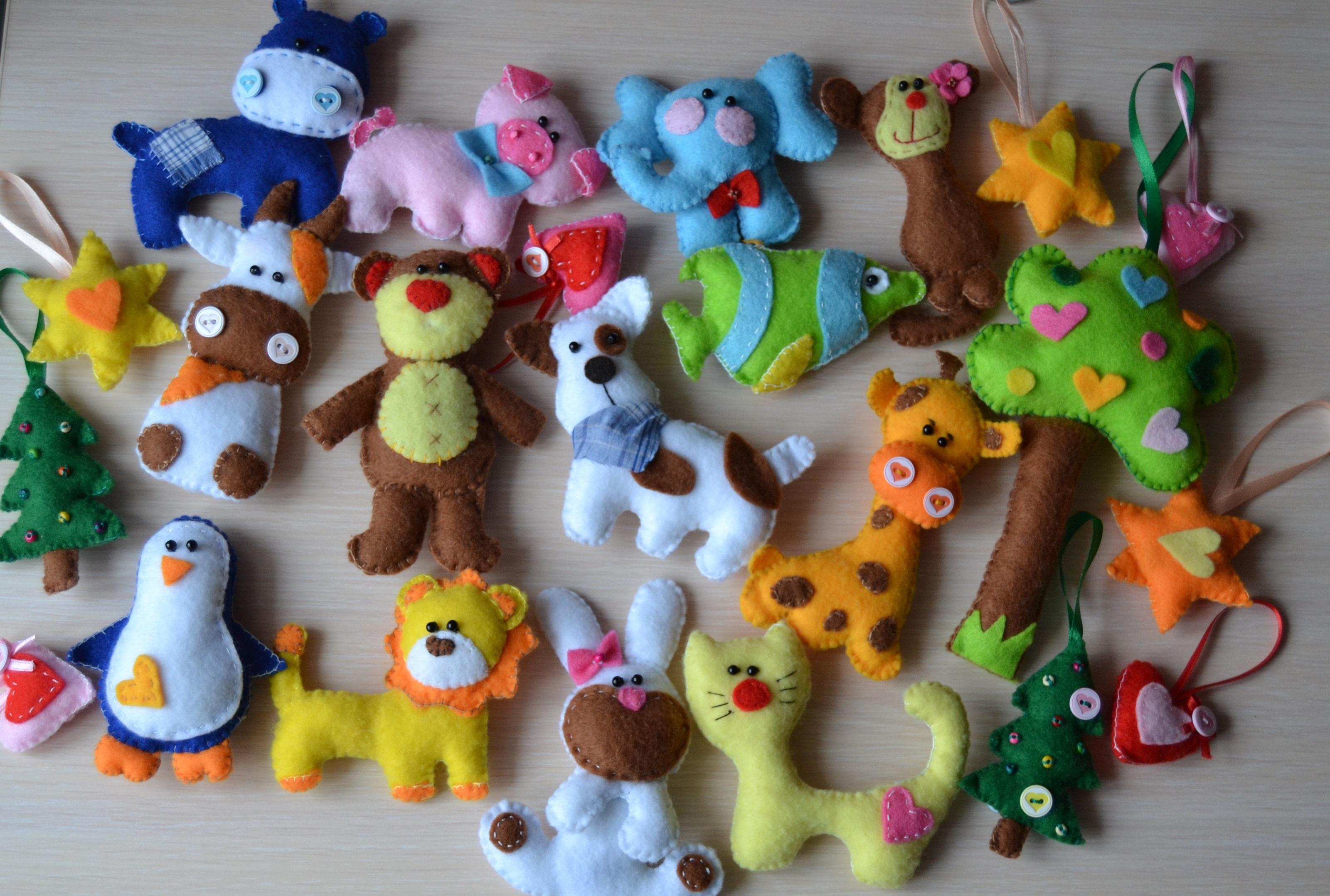 новогодние игрушки своими руками для самых маленьких - карточка от пользователя npocmo174bot в Яндекс.Коллекциях