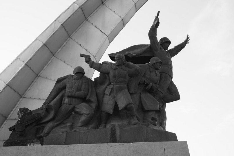памятники вов в фото и описание памятника