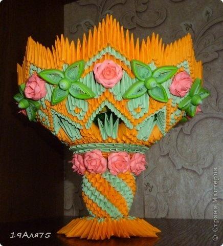 Страна мастеров схема модульного оригами