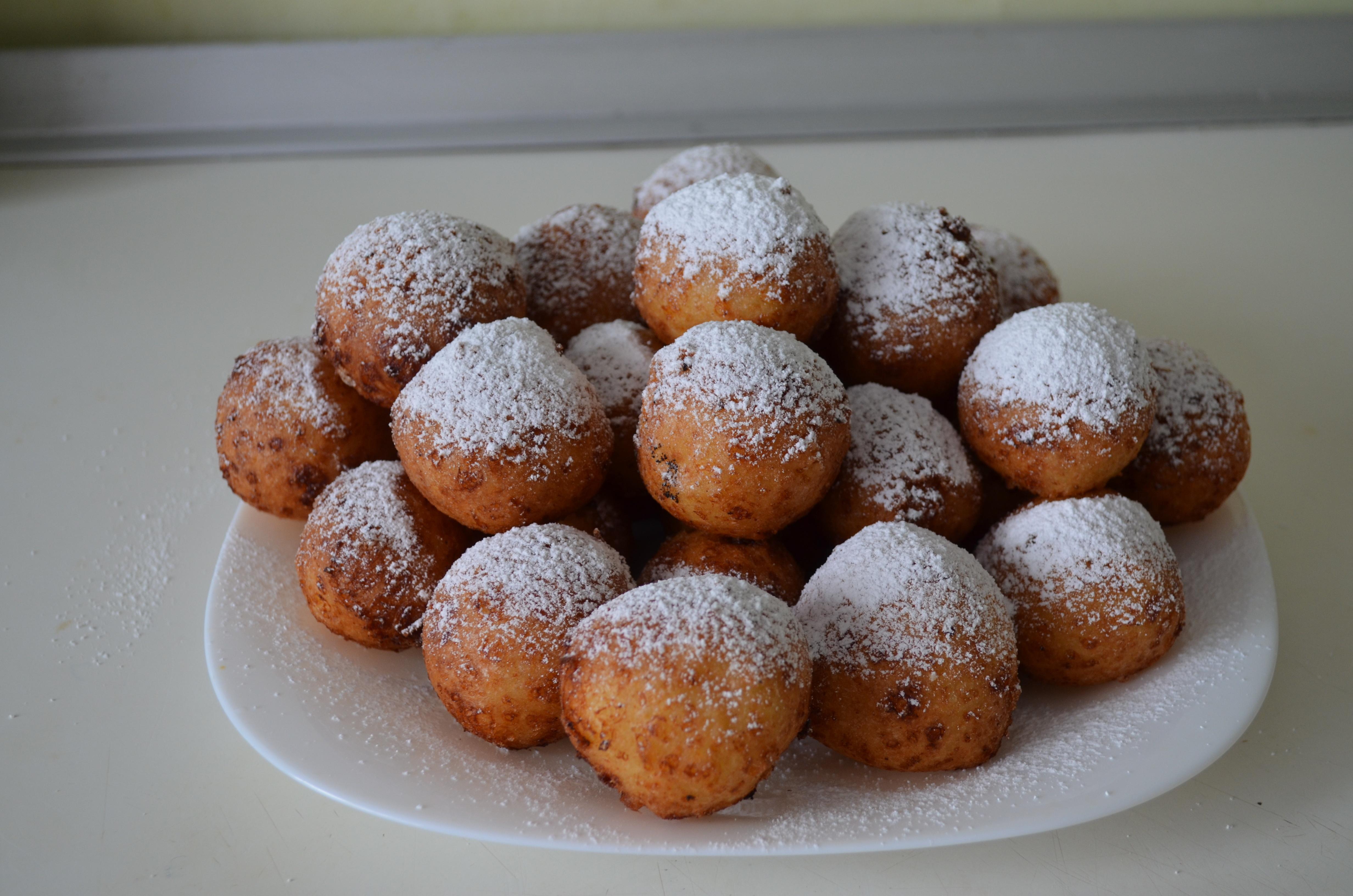 Пончики дрожжевые творожные рецепт классический пошаговый рецепт с