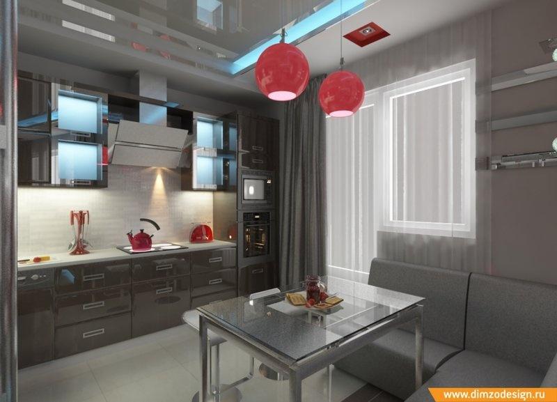 Интерьеры кухни стильные фото