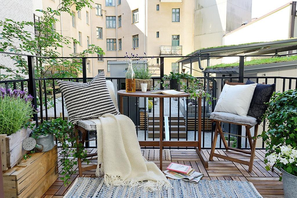 Дизайн балкона - особенности и идеи выбора интерьера.