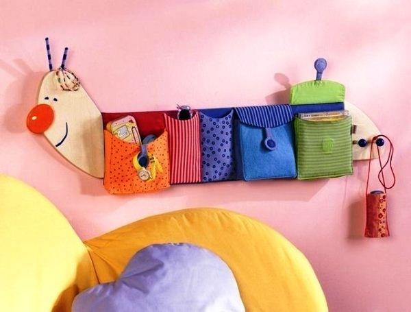 Как сделать в детскую комнату игрушки своими руками