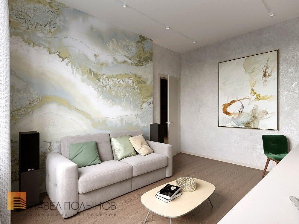 Дизайн двухкомнатной квартиры 80 кв м