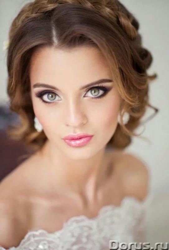 Фото вечерний макияж на выпускной