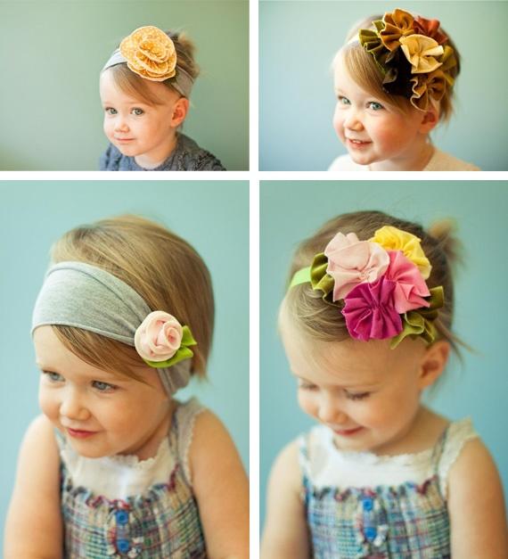 Украшения для волос для девочек