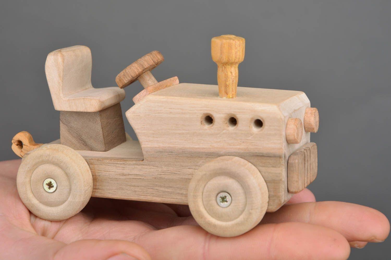 Сделай сам своими руками игрушки из дерева