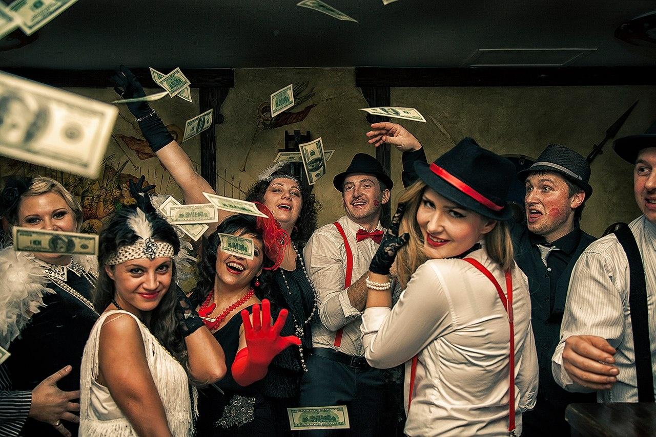 Конкурсы для мафии вечеринки