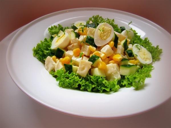 Сладкие салаты с