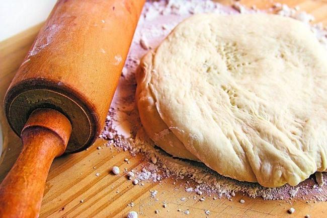Тесто для пиццы рецепт пошагово сухие дрожжи