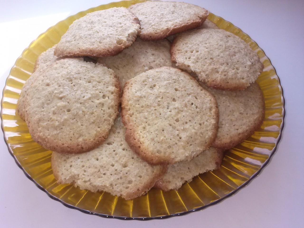 Печенье мягкое как приготовить