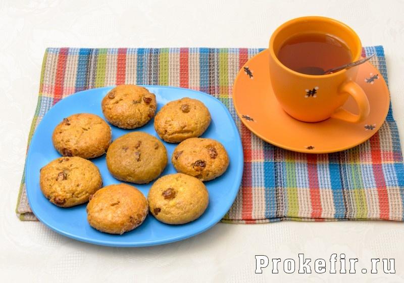 Диетическое печенье с овсяными хлопьями рецепт с пошагово в