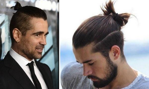 Причёска мужчины 2017-2018
