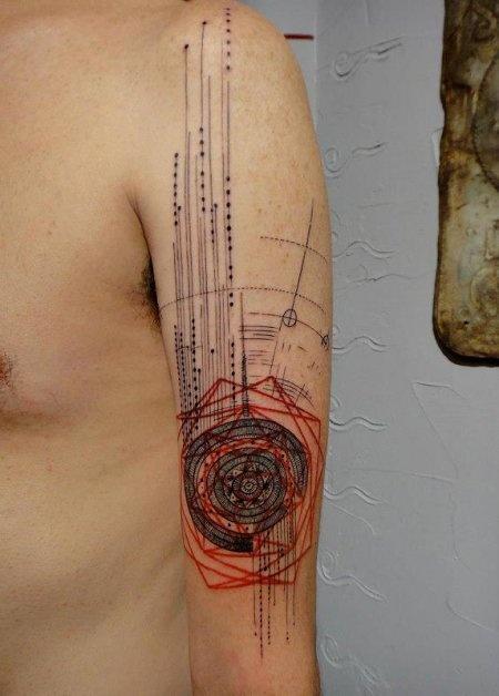 Как сделать настоящую тату