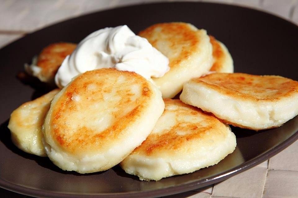 Сырники творожные рецепт пошаговый с