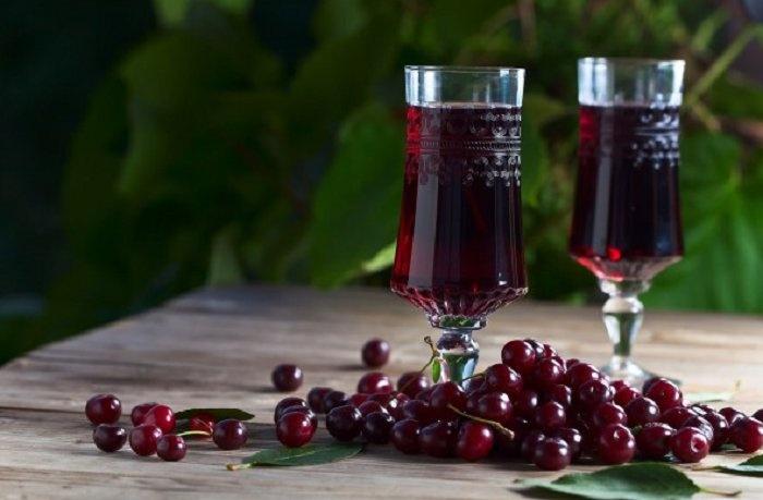 Рецепты домашнее вино из вишни