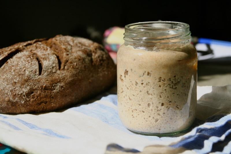 Хлеб в домашних условиях на опаре в духовке рецепт с фото