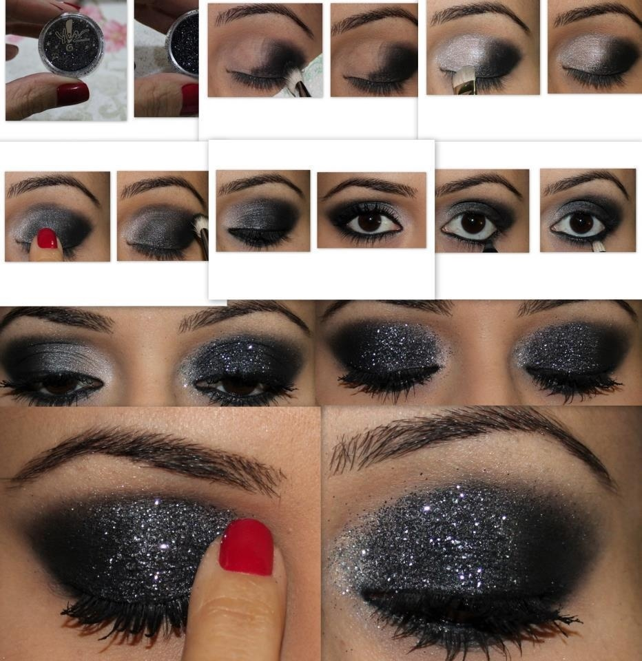 Как научиться макияжу глаз