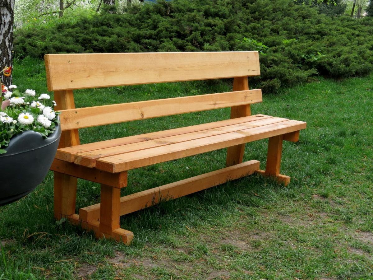Своими сделать руками садовые скамейки